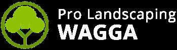 Pro Landscaping wagga logo